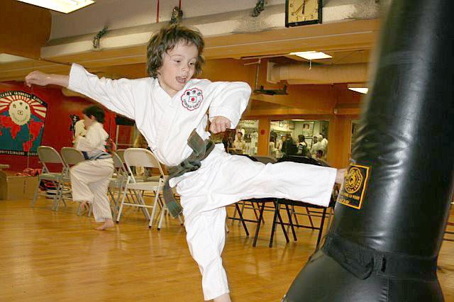 Gerry Blanck's Karate Kids